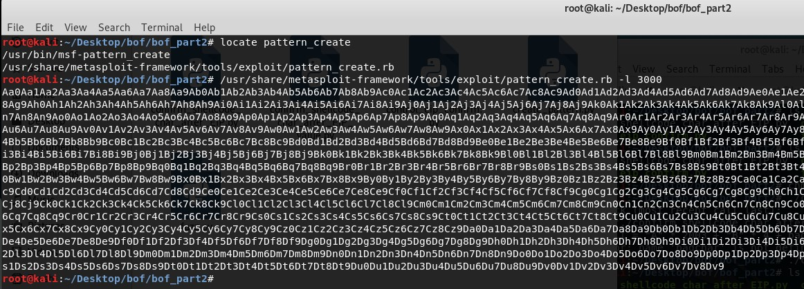 OSCP – Detail Guide to Stack-based buffer Overflow – 6
