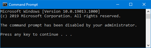 PowerShell restrictions bypasses