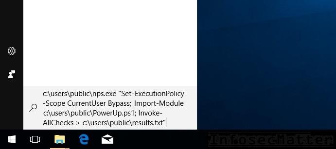 nps powerup allchecks